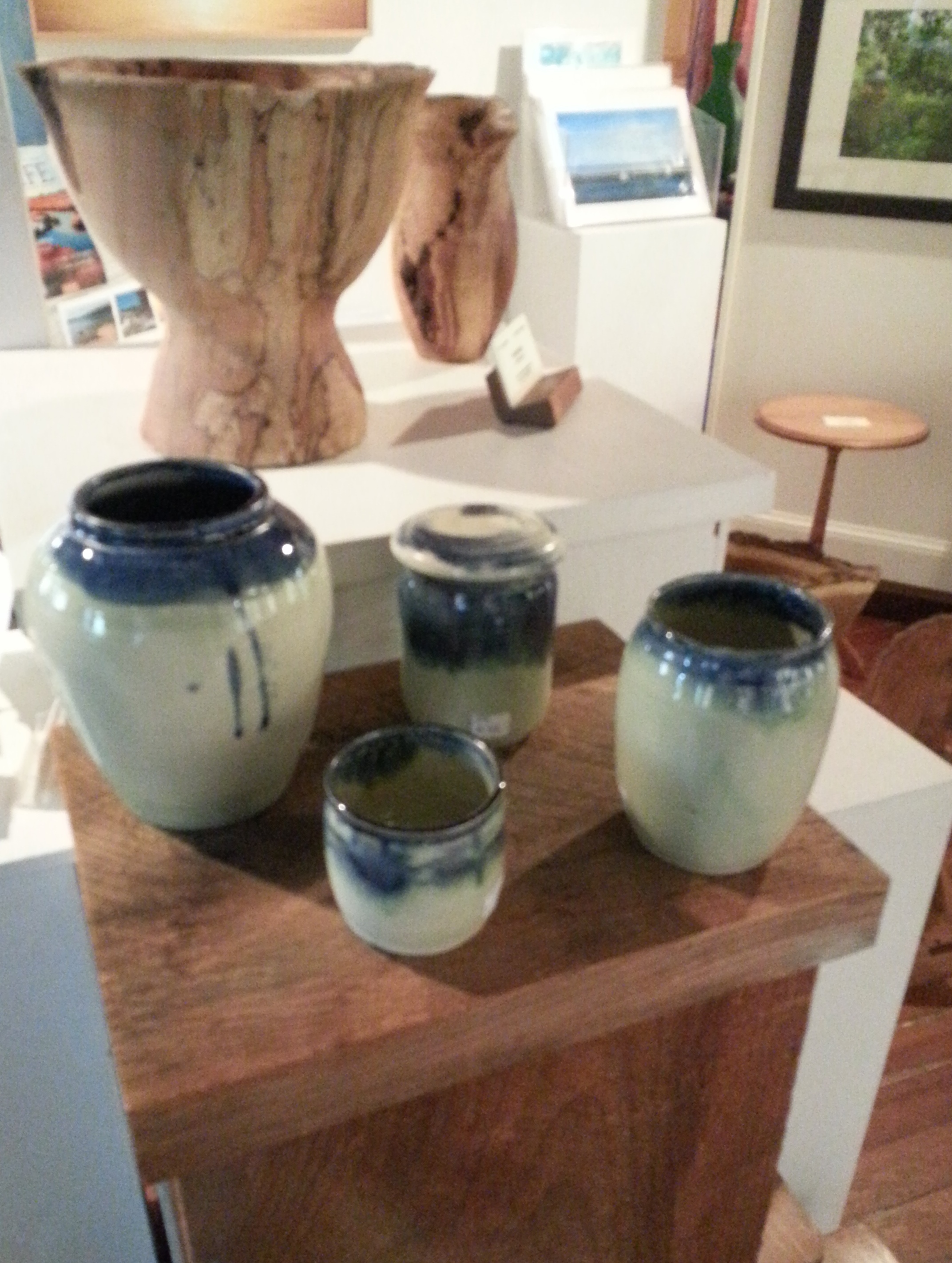 Artful Way Gallery 2014 - Pottery and Burl Bowls - cropped.jpg